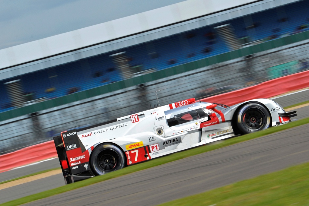 FIA WEC 6H de Silverstone – Audi R18 e-tron quattro
