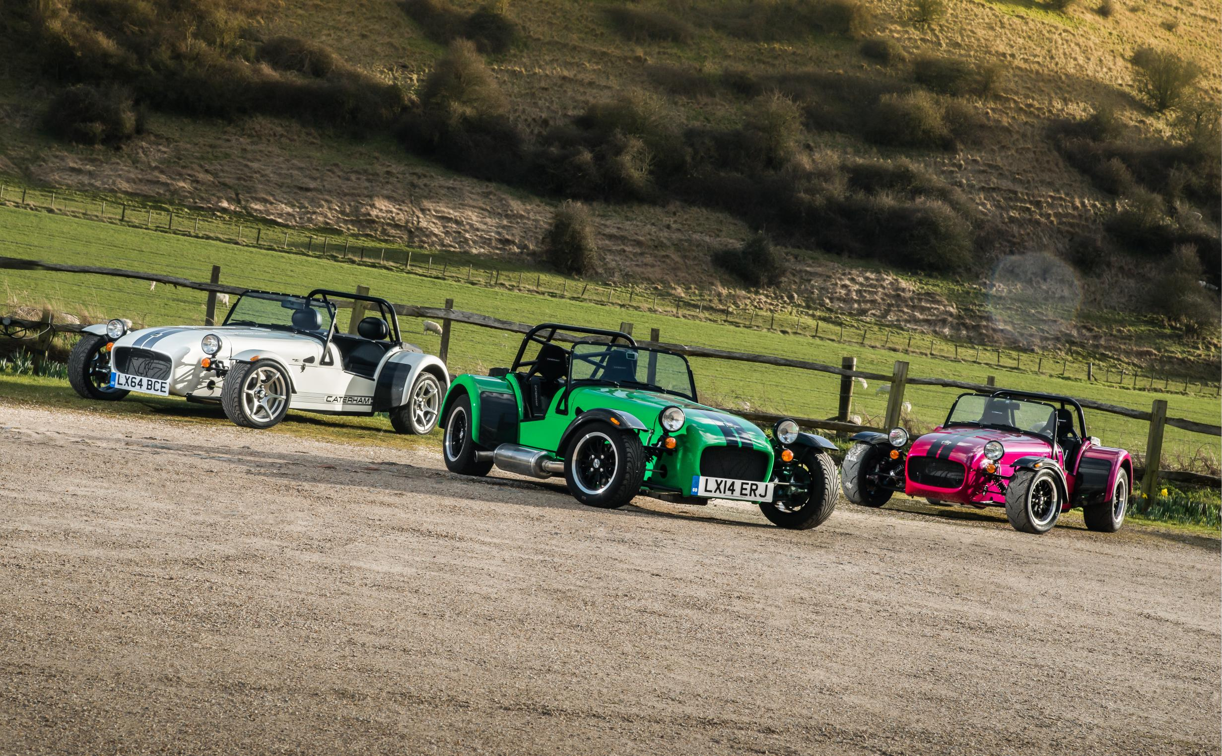 Caterham New Range 1