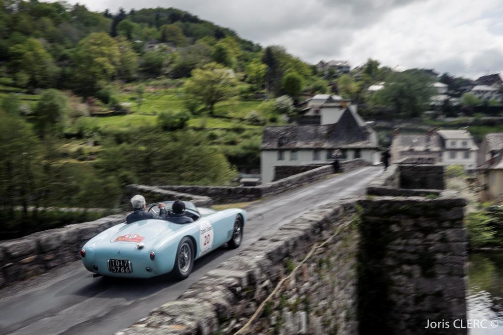 Tour Auto 2015 - Etape 3 Clermont-Ferrand - Toulouse