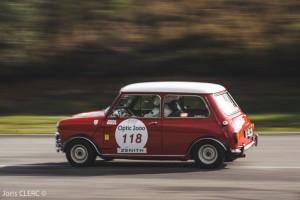 Tour Auto 2015 - Etape 5 Pau - Biarritz - G. Galiffi / Morris Cooper S