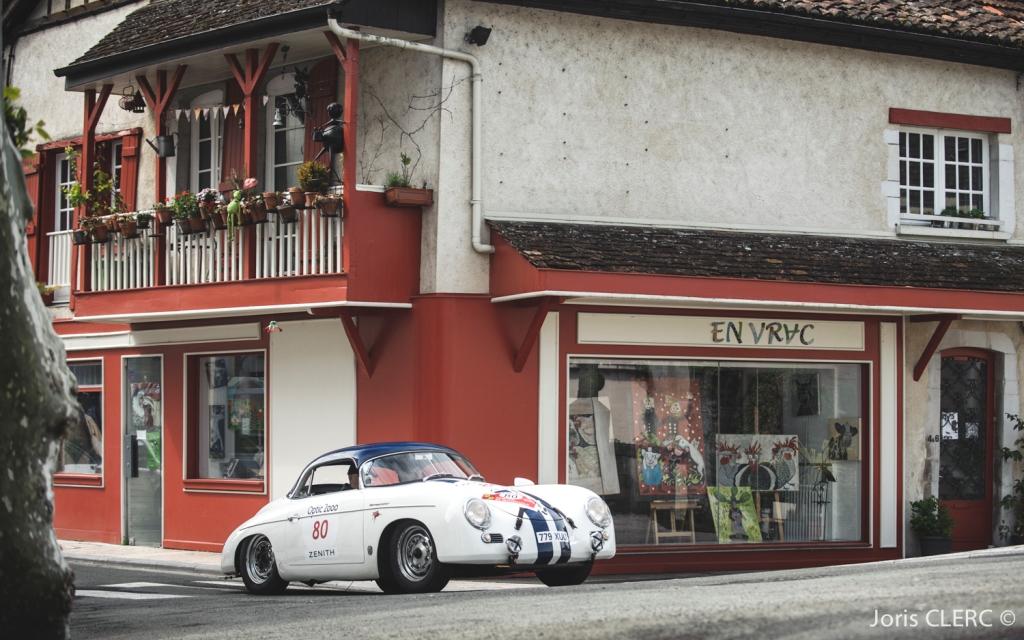 Tour Auto 2015 - Etape 5 Pau - Biarritz
