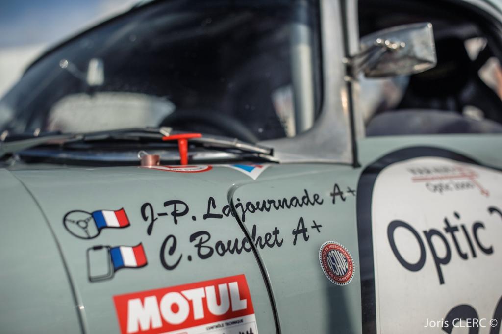 Tour Auto 2015 - Etape 5 Pau - Biarritz - JP. Lajournade-Ch.Bouchet / Jaguar Type E 3.8L