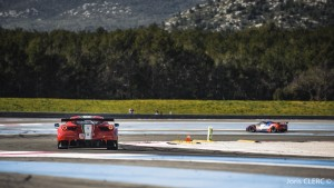 Prologue FIA WEC 2015 - Ferrari F458 GTE