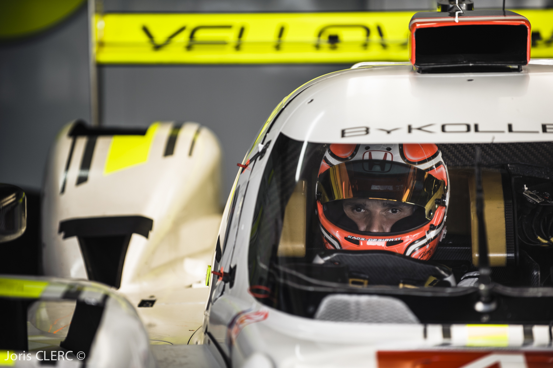 Prologue FIA WEC 2015 - CLM P1/01 AER