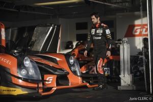 Prologue FIA WEC 2015 - LMP2 - G-Drive Racing