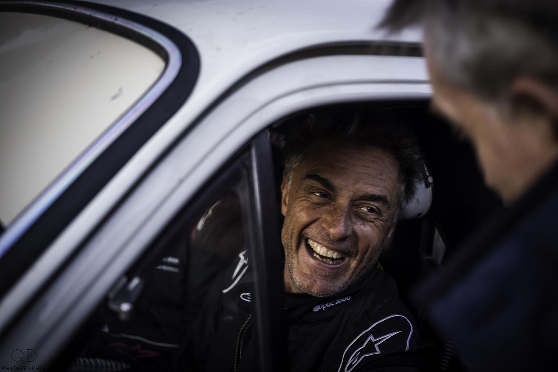 Tour Auto 2015 - Gérard Holtz (France Télévision)