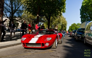 Tour Auto 2015 : Mise en place au Grand Palais