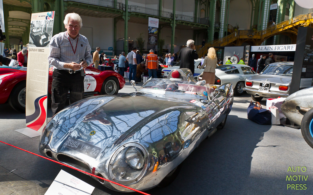 Tour Auto 2015 - Grand Palais