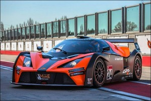 KTM X-Bow Coupé GT4