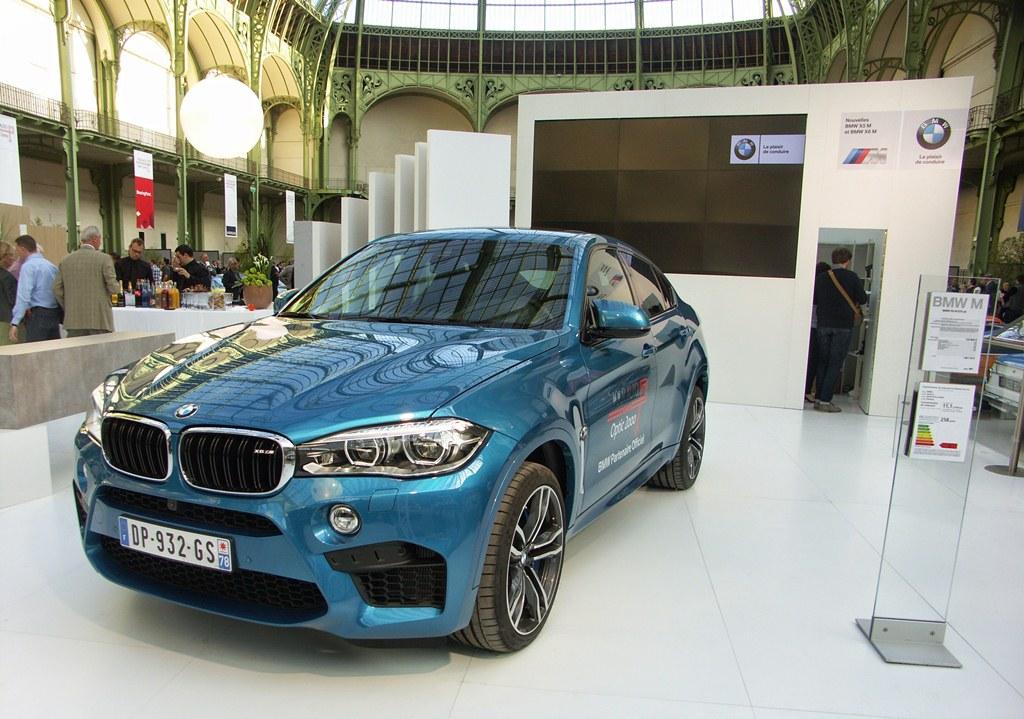 Tour Auto 2015 – Grand Palais – BMW