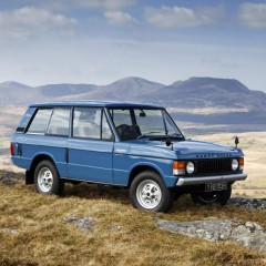 Land Rover Heritage : Lancement au salon Techno Classica d'Essen