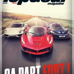 A vos kiosque : Top Gear Magazine version française débarque le 30 avril !