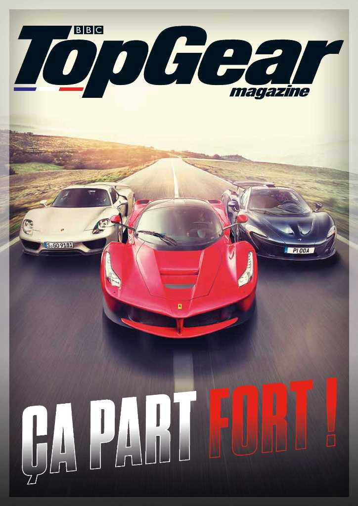 Top Gear Magazine France