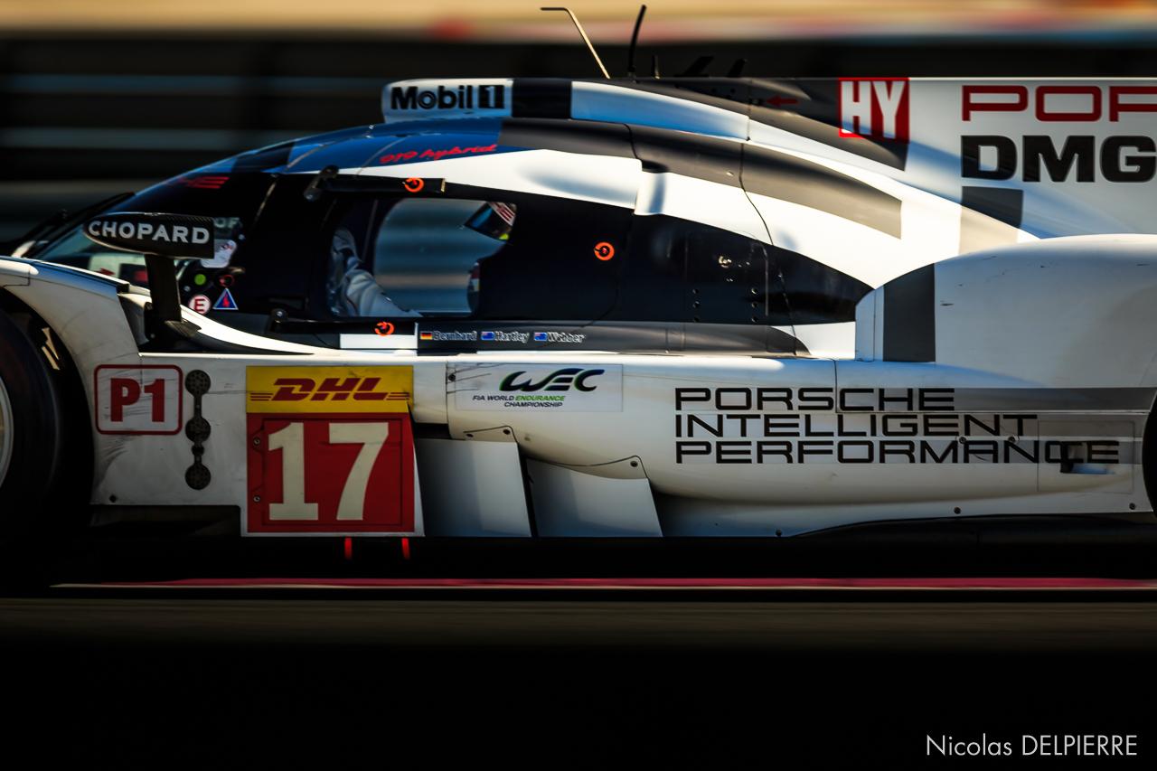 Prologue FIA WEC 2015 - Porsche 919 Hybrid