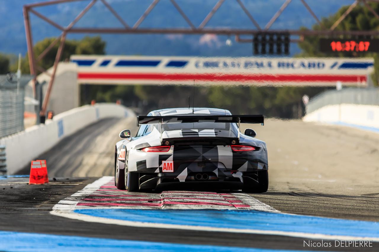 Prologue FIA WEC 2015 - Porsche 911 RSR 991