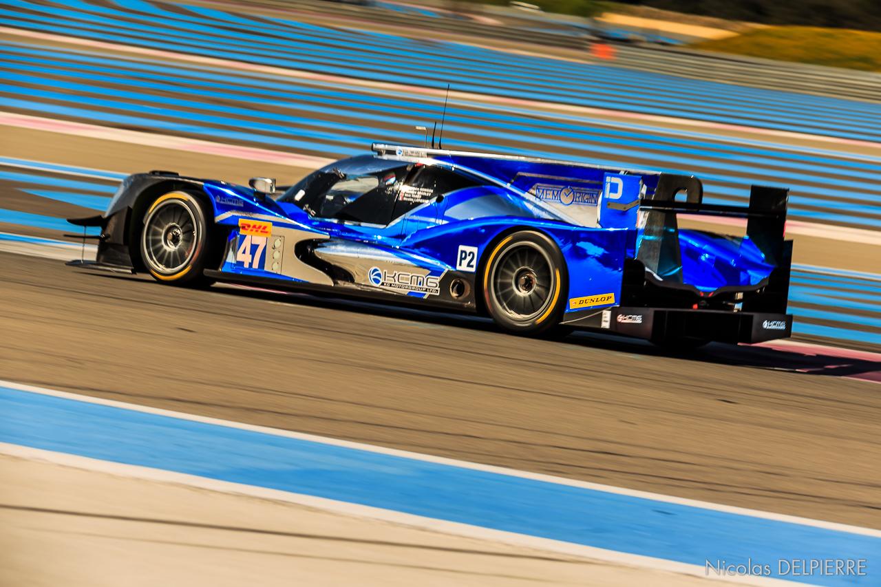 Prologue FIA WEC 2015 - KCMG Racing LMP2