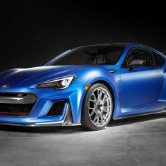 Salon de New York : La Subaru BRZ en version méchante !