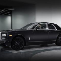 Rolls Royce Cullinan Project : La mule prend la route
