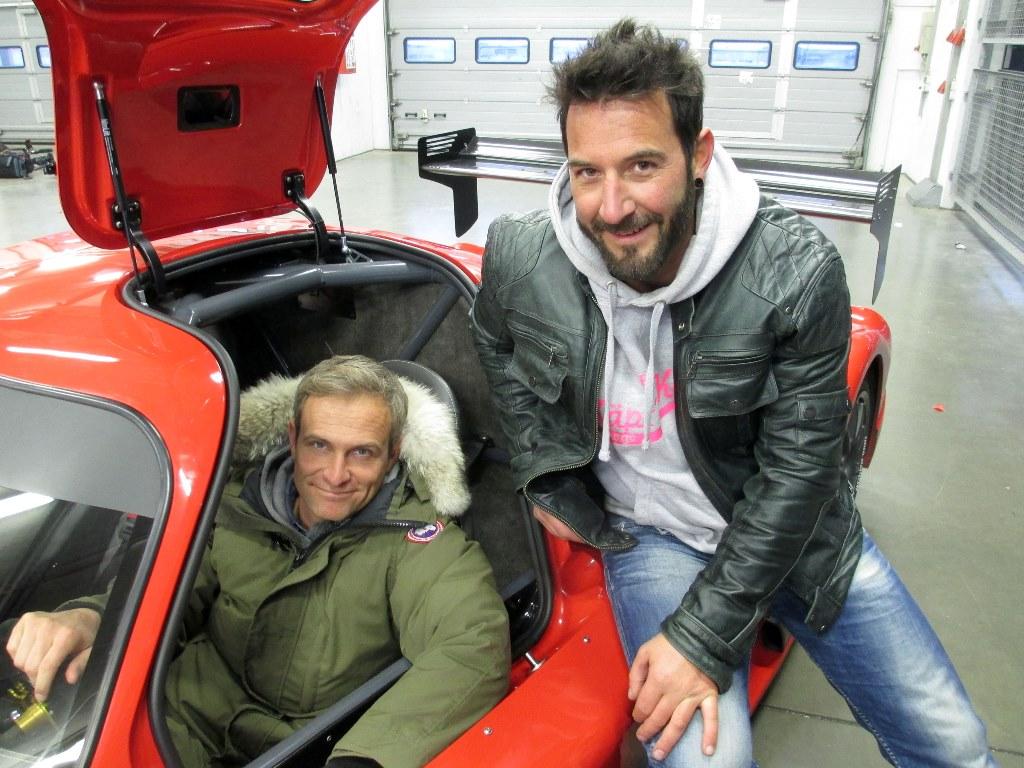 Grip-Das Motormagazin – Grip, les fous du volants – l'Equipe21 TV