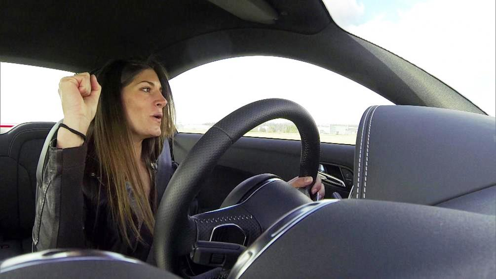 Grip-Das Motormagazin (Cyndie Allemann) - Grip, les fous du volants - l'Equipe21 TV