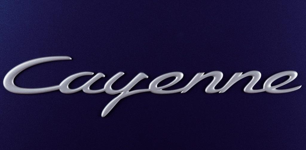 Logo Cayenne