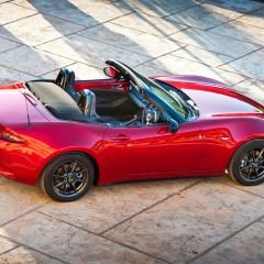 """La Mazda MX-5 ND élue """"voiture gay européenne"""" de l'année 2016"""
