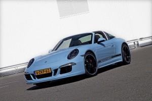 Porsche 911 Targa 50ème anniversaire
