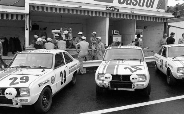 Mazda Coupé R100 - 24 Heures de Spa Francorchamps 1969