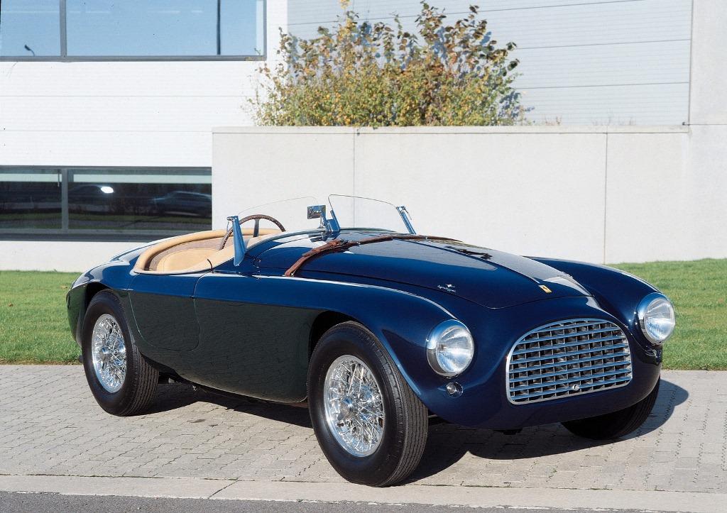Ferrari 166 MM de 1950 ex-Giovanni Agnelli