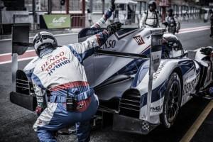 6 Heures de Spa-Francorchamps FIA WEC 2015 - Toyota TS040 Hybrid