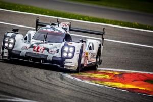 6 Heures de Spa-Francorchamps FIA WEC 2015 - Porsche 919 Hybrid
