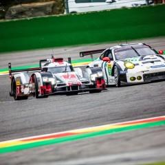 FIA WEC : Passe de deux pour l'Audi n°7 à Spa !