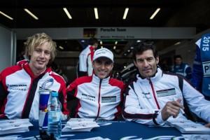 6 Heures de Spa-Francorchamps FIA WEC 2015 - Webber/Hartley/Bernhard