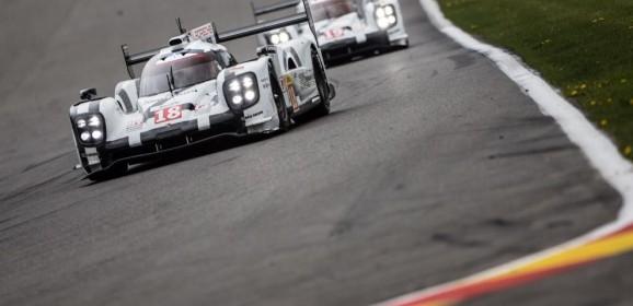 Porsche reste favoris pour les 24 Heures du Mans 2015