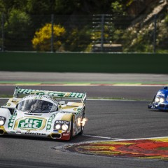 Spa Classic 2015 : Group C Racing