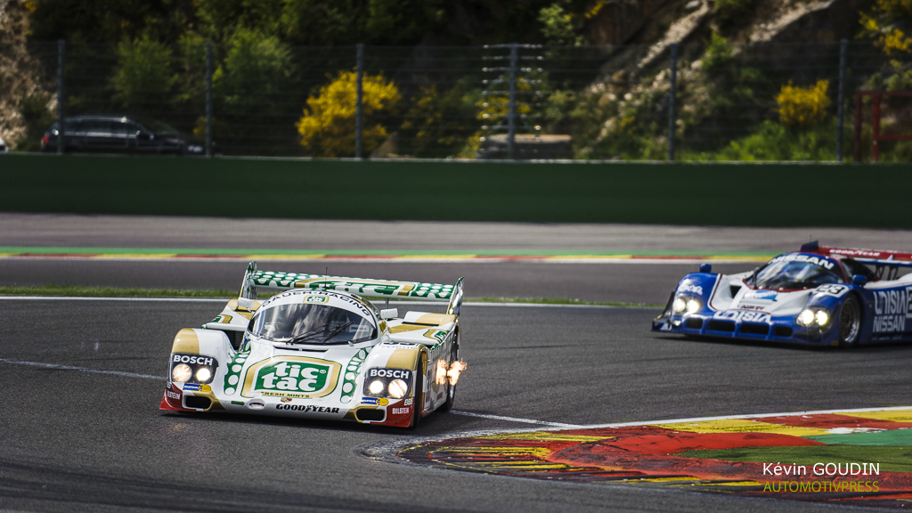 Spa Classic 2014 : Group C Racing