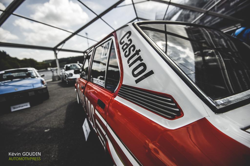Spa Classic 2015 : Vente Bonhams