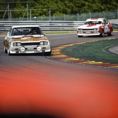 Spa Classic 2015 : Heritage Touring Cup et Under 2 liter Touring Car