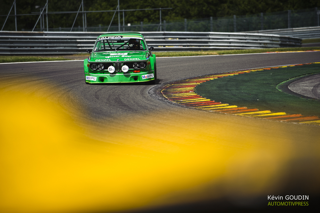 Spa Classic 2015 : Heritage Touring Cup (HTC) et Under 2 liter Touring Car (U2TC)