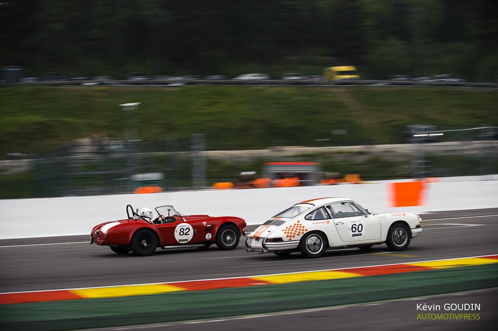 Spa Classic 2015 : 60's endurance