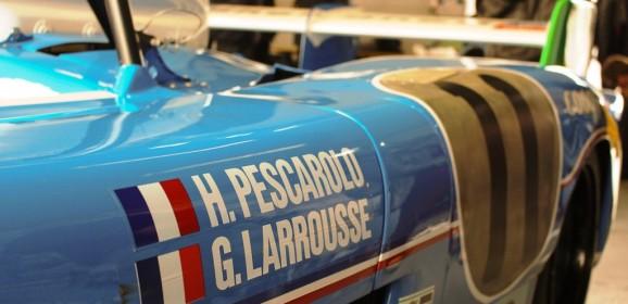 Classic Days : Henri Pescarolo, ses autos et les F1