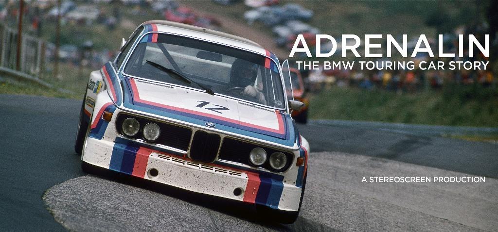 BMW 3.0 CSL - Adrenalin Film StereoScreen