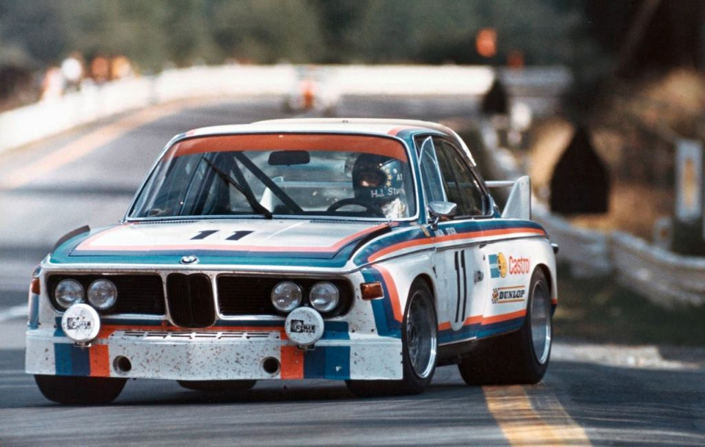 BMW 3.0 CSL - Adrenalin Film StereoScreen