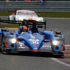 FIA WEC : Alpine 5ème à Spa, dans les points en LMP2