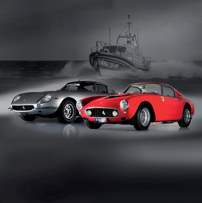 250 GT SWB #1995GT & 275 GTB/4 #10177GT