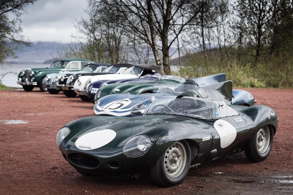Jaguar aux Mille Miglia 2015