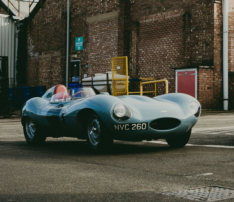 Jaguar D-type NVC260