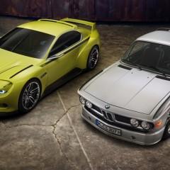 BMW 3.0 CSL : Hommage à la Villa d'Este