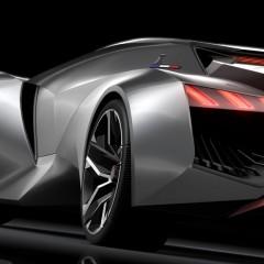 Peugeot Vision Gran Turismo Concept : En rêve uniquement…