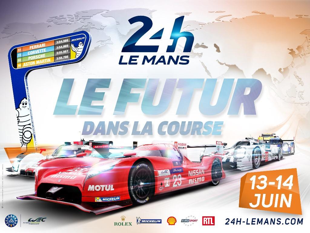 Retrouvez nos articles sur les 24H du Mans 2015 / See our articles on the 24H of Le Mans 2015